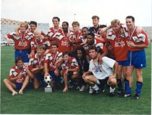 1995 US Open Cup champions: Richmond Kickers