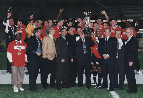 Rochester Raging Rhinos: 1999 US Open Cup champions