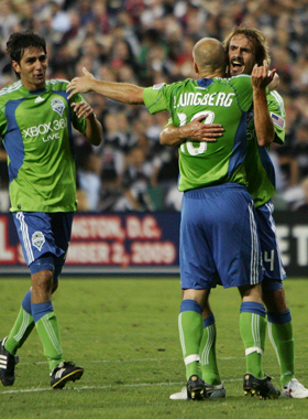 Photo: Seattle Sounders F.C.