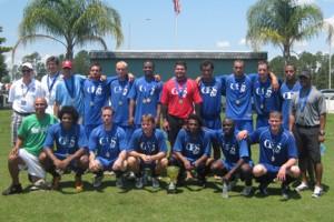 Lynch's F.C. - 2009 USASA Region III champions