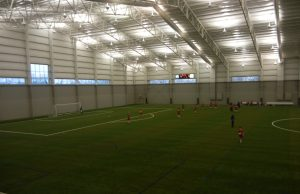 Detroit United at Ultimate Soccer Arenas