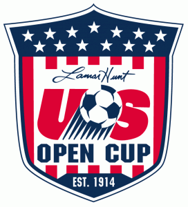 Lamar Hunt US Open Cup logo