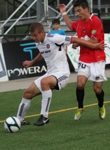 Chicago Fire Premier Iowa Menace 2011 First Round