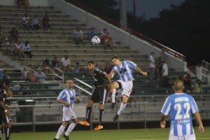 Wilmington Hammerheads vs. Central Florida Kraze - 2011 First Round