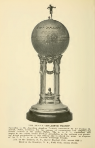 The Dewar Trophy