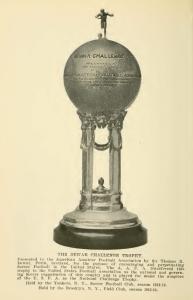 The Dewar Trophy