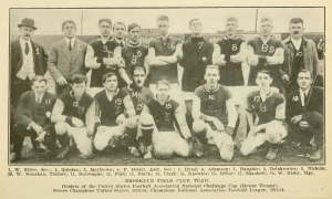 Brooklyn Field Club won the inaugural National Challenge Cup in 1914.