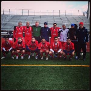 Dulles Sportsplex Aegean Hawks FC: 2013 Metro DC/Virginia Open Cup champions