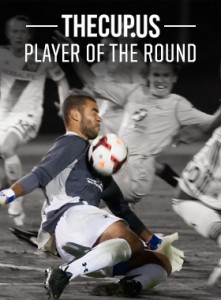 Earl Edwards Jr. made 14 saves, including a PK save, and a pair of stops in the shootout for PSA Elite (USASA) in their Third Round upset of LA Galaxy II (USL PRO).