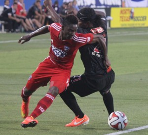FC Dallas defeated the San Antonio Scorpions in their first-ever meeting in Round 4. Photo: Erik Davila, FC Dallas