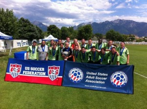 Maryland Bays: 2014 USASA Open Cup champions
