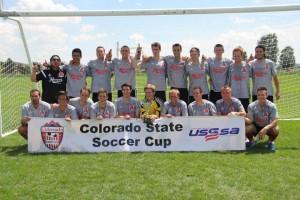 Harpo's FC: 2014 USSSA Colorado State Champions