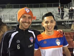Acevedo and Larson
