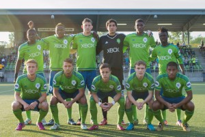 Photo: Seattle Sounders 2