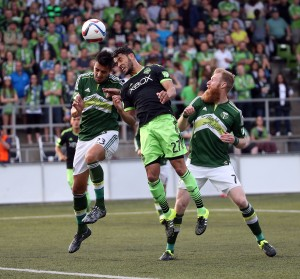 Photo: Seattle Sounders FC