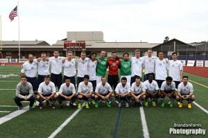 South Sound FC squad photo (runners-up in Washington's 2014 Evergreen Premier League). Photo: Brandon Farris Photography