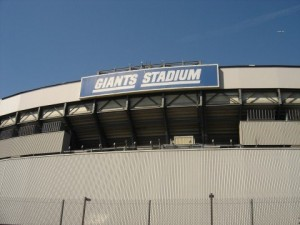 Giants Stadium: Home of the 1978 US Open Cup Final.