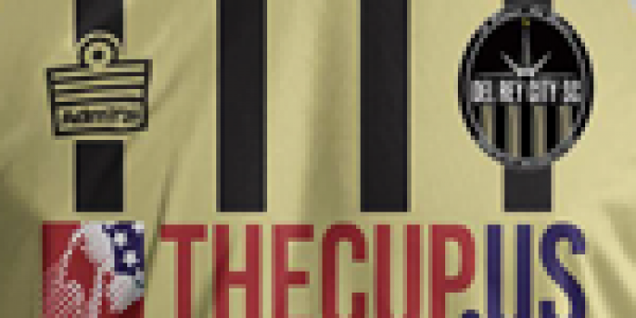 Del Rey City SC partners with TheCup.us, unveils custom jersey featuring US Open Cup website