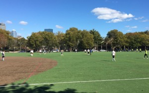 Southie FC and Battery Park Gunners square off in 2016 US Open Cup qualifying: Photo: NonLeagueAmerica.com