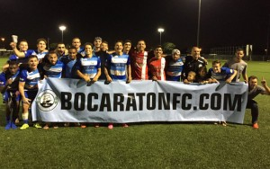 Photo: Twitter @BocaRatonFC