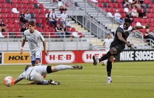 San Antonio FC vs. Corinthians FC of San Antonio in the 2016 US Open Cup. Photo: Antonio Morano | San Antonio FC