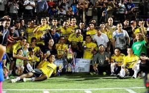 San Nicolas FC: 2015 UPSL champions