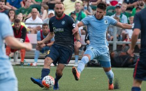 Minnesota United and Saint Louis FC square off in the 2016 US Open Cup. Photo: Henry Hauck | HHFooty.com