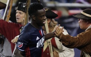 The New England Revolution defeated the Chicago Fire 3-1 to advance to the club's third US Open Cup Final. Photo: New England Revolution