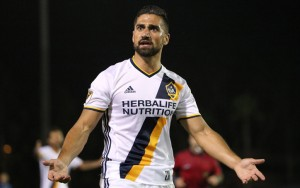 Lletget becomes the first Galaxy player to win TheCup.us Player of the Round since Landon Donovan in 2006. Photo: LA Galaxy