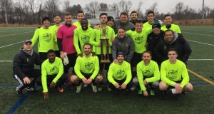 Christos FC: Maryland's 2017 Rowland Cup champions