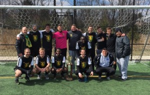 Christos FC: Maryland's 2017 Stewart Cup champions