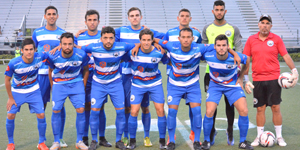 Boca Raton FC team photo