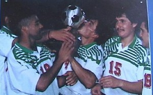 El Farolito, then known as CD Mexico, won the 1993 US Open Cup championship.