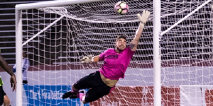 2017 US Open Cup Round 2: Phil Saunders of Christos FC named TheCup.us Player of the Round