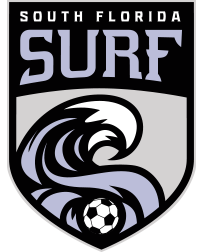South Florida Surf logo