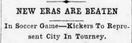 A headline from the Cincinnati Enquirer in 1930.