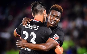 D.C. United overcame an early 1-0 deficit to defeat amateur side Christos FC 4-1 in the Fourth Round of the 2017 US Open Cup. Photo: D.C. United