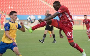 FC Dallas defeated the Colorado Rapids 3-1 in the Fifth Round of the 2017 US Open Cup. Photo: Jessica Tobias | FC Dallas