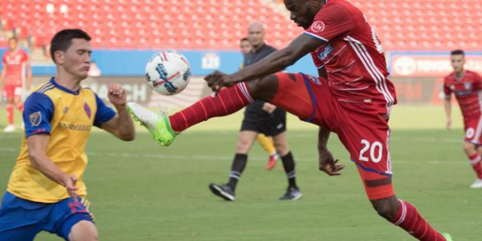 2017 US Open Cup Round 5: FC Dallas back in Quarterfinals after win over shorthanded Colorado Rapids