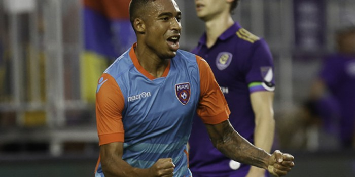 2017 US Open Cup Round 4: Stefano Pinho's hat trick for Miami FC earns TheCup.us Player of the Round