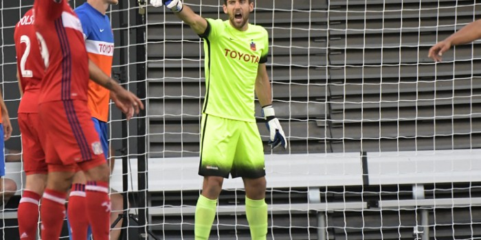 2017 US Open Cup Round 5: Mitch Hildebrandt of FC Cincinnati near-unanimous pick for TheCup.us Player of the Round