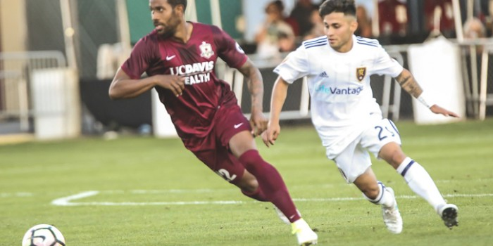 2017 US Open Cup Round 4: Sacramento Republic conquer RSL to earn first win over MLS team