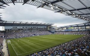 Children's Mercy Park in Kansas City, KS. Photo: Sporting KC