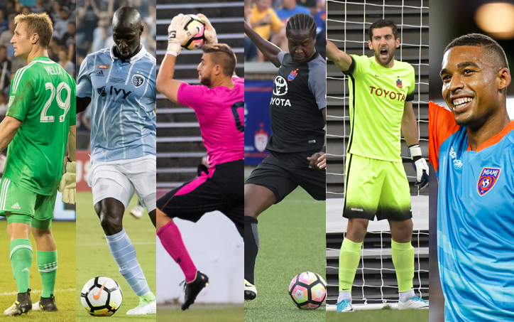 Some of the top individual performances of the 2017 US Open Cup.