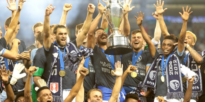 2017 US Open Cup Final: Sporting KC holds off Red Bulls to win fourth Open Cup title (video)