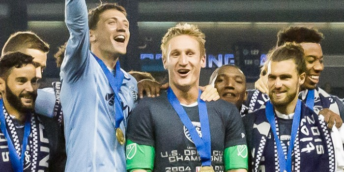 2017 US Open Cup Final: Tim Melia of Sporting KC named TheCup.us Player of the Round
