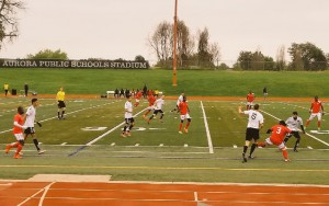 FC Denver and Gam United square off in the First Round of the 2018 US Open Cup qualifying tournament. Photo: FC Denver