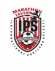 International Portland Select / Marathon Taverna logo