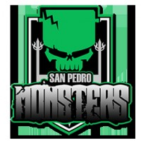 San pedro Monsters logo