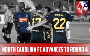 North Carolina FC defeats Ocean City Nor'easters